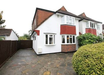 Thumbnail 4 bed link-detached house for sale in South Lane, New Malden