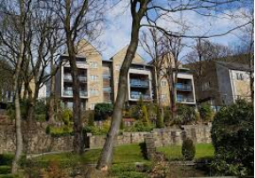 Thumbnail 2 bed flat for sale in Fernhill Grasscroft, Saddleworth