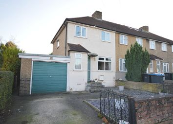 2 bed end terrace house for sale in Stokesby Road, Chessington, Surrey. KT9