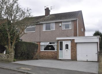 Thumbnail 3 bed property for sale in Milton Close, Dukinfield