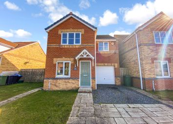 Thumbnail 3 bed detached house for sale in Windermere Road, South Hetton, Durham