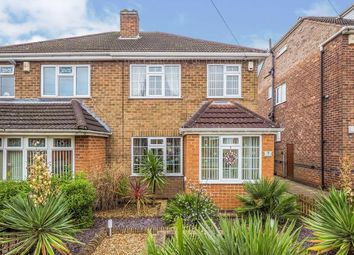 Thumbnail 3 bed semi-detached house for sale in Jenned Road, Arnold, Nottingham, Nottinghamshire