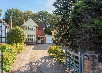 Thumbnail 3 bed detached house for sale in Farnborough Road, Farnborough, Hampshire
