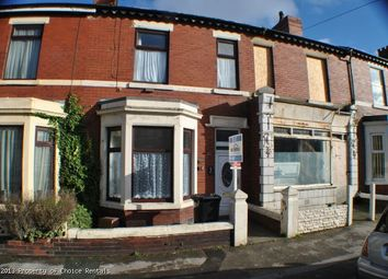 Thumbnail 2 bed flat to rent in Ash St, Fleetwood