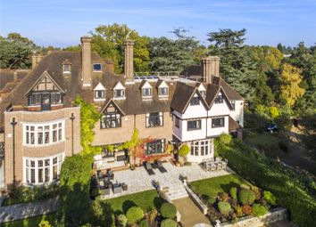 Thumbnail 6 bed terraced house for sale in Yaffle Road, St. George's Hill, Weybridge, Surrey