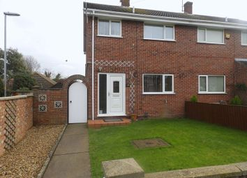 Thumbnail 3 bedroom semi-detached house to rent in Avocet Way, Bradwell, Great Yarmouth