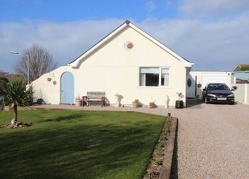 Thumbnail 3 bed detached bungalow for sale in Towan Blystra Road, Newquay