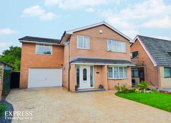 Thumbnail 5 bed detached house for sale in Shawbrook Close, Euxton, Chorley, Lancashire