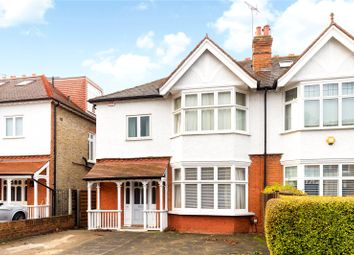 Thumbnail 4 bedroom semi-detached house for sale in Sheen Park, Richmond