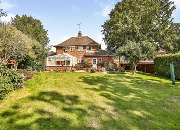 Thumbnail 3 bed detached house for sale in Barons Close, Fakenham