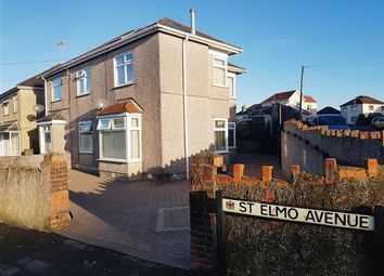 Thumbnail 3 bed property to rent in St Elmo Avenue, St. Thomas, Swansea