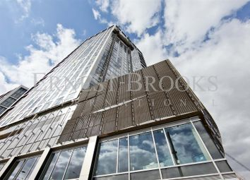 Thumbnail 1 bed flat for sale in Skyview Tower, Capital Towers, Stratford
