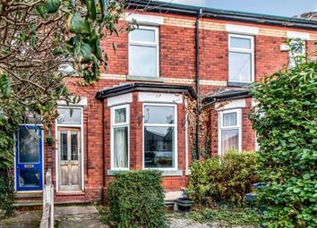 Thumbnail 3 bed terraced house for sale in Ashford Road, Withington, Manchester