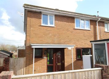 Thumbnail 3 bed terraced house to rent in Brookside, St. Dials, Cwmbran