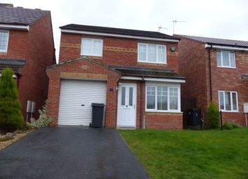 Thumbnail 3 bedroom detached house for sale in Glenview Close, Pelton Fell, Chester Le Street