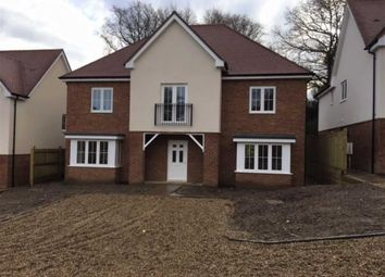 Thumbnail 5 bed detached house for sale in Amherst Road, Hastings, Sussex