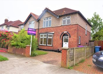 Thumbnail 3 bed semi-detached house for sale in Millersdale Road, Liverpool