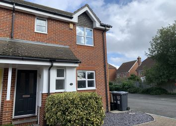 Thumbnail 2 bed end terrace house to rent in Latham Close, Dartford