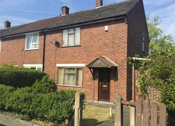 Thumbnail 2 bedroom property for sale in Browning Road, Reddish, Stockport