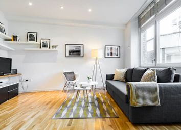 Thumbnail 1 bed flat to rent in St. John's Place, London