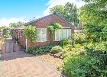 Thumbnail 2 bedroom detached bungalow for sale in Sankey Drive, Bulwell, Nottingham
