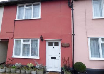 Thumbnail 2 bedroom terraced house to rent in Little St. Marys, Long Melford, Sudbury
