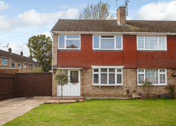 Thumbnail 3 bedroom semi-detached house for sale in Handcross Road, Luton, Luton