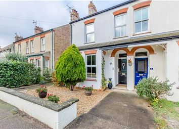 Thumbnail 4 bed semi-detached house for sale in Bishops Road, Trumpington, Cambridge