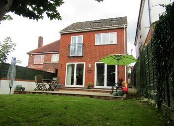 Thumbnail 4 bed detached house for sale in Cobden Avenue, Southampton