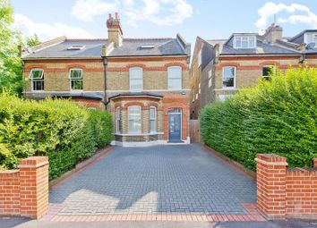 Thumbnail 5 bed semi-detached house for sale in King Charles Road, Berrylands, Surbiton