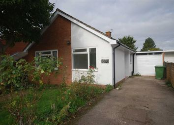 Thumbnail 3 bed detached bungalow for sale in Albert Road, Ledbury, Herefordshire