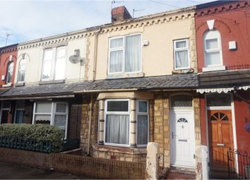 Thumbnail 3 bed terraced house for sale in Woodland Road, Liverpool