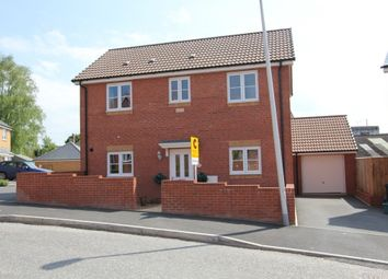 Thumbnail 3 bedroom detached house for sale in Thistle Close, Newton Abbot