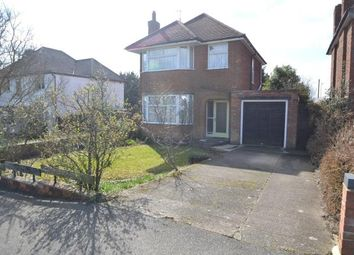 Thumbnail 3 bed detached house for sale in Queensway, Wellingborough, Northamptonshire, Na