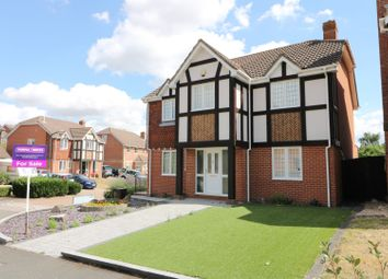 Thumbnail 5 bed detached house for sale in Richborough Drive, Strood