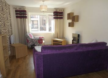 Thumbnail 1 bedroom flat to rent in Quayside, Bute Crescent, Cardiff Bay