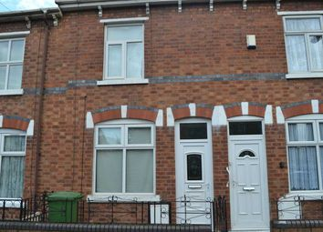 Thumbnail 3 bed terraced house to rent in Holloway Street, Bilston, Wolverhampton