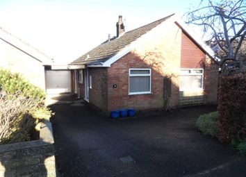 Thumbnail 2 bed bungalow to rent in Dalehouse Road, Cheddleton, Leek