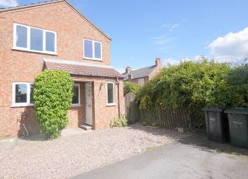 Thumbnail 2 bed semi-detached house to rent in Buttermere Court, Selby