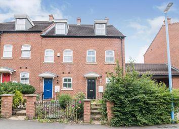 3 bed end terrace house for sale in Deerstalker Square, Edgbaston, Birmingham B16