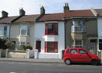 Thumbnail 2 bed property to rent in Queens Park Road, Brighton
