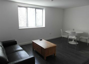 Thumbnail 1 bed flat to rent in Conyngham Road, Manchester