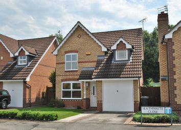 Thumbnail 3 bed detached house to rent in Seathwaite Close, West Bridgford