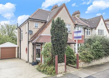 Thumbnail 3 bed end terrace house for sale in The Peak, London