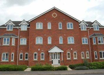 Thumbnail 2 bedroom flat for sale in Lakeside Court, Normanton
