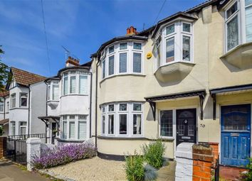 Thumbnail 3 bed terraced house for sale in Woodfield Park Drive, Leigh-On-Sea, Essex