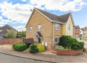 Thumbnail 2 bedroom end terrace house for sale in Kingfisher Drive, Burwell, Cambridge