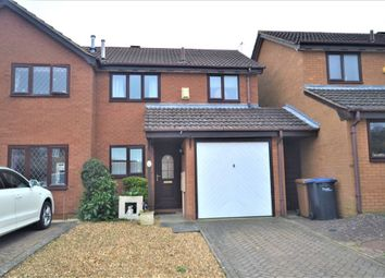 Thumbnail 3 bed semi-detached house for sale in Rudge Mews, Duston, Northampton