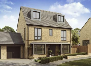 "Thumbnail 5 bedroom detached house for sale in ""Harvard II"" at Brighton Road, Coulsdon"