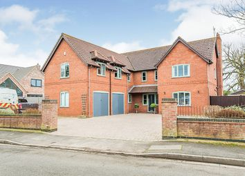 Thumbnail 5 bed detached house for sale in Millers Gate, Sibsey, Boston